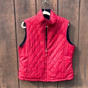 NWOT Free Country Reversible Vest | Women's Large
